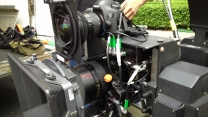 Mounting 2 cameras on the Russian Arm!