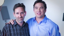 Dean Cain showing the DP some love!