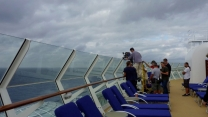 Allure of the Seas, the worlds biggest ship