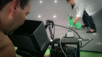 Doing some fun stuff for a Dreamworks Promo for Puss in Boots!